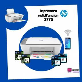 Impresora HP multifunción 2775