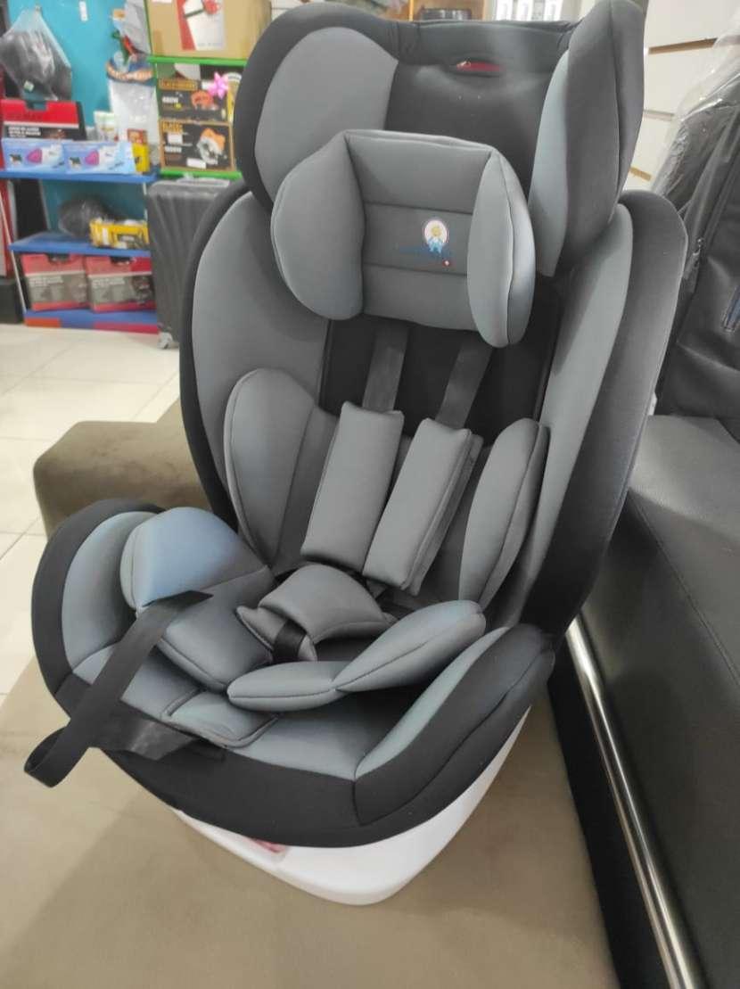 ASIENTO BABY SEAT PARA AUTO LENFANT RN A 36 KILOS (3733) - 1