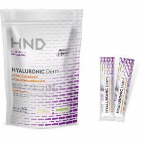 Ácido hialurónico colágeno y vitaminas