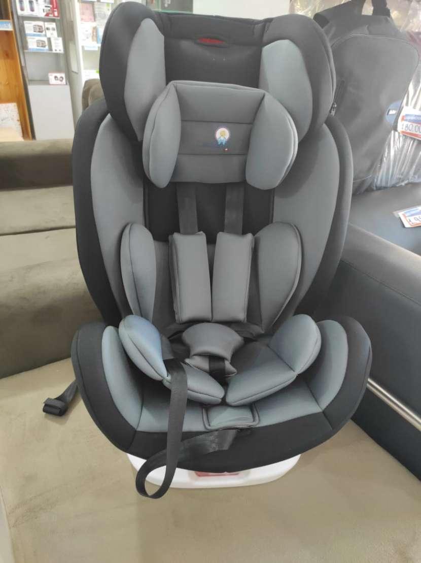 ASIENTO BABY SEAT PARA AUTO LENFANT RN A 36 KILOS (3733) - 7