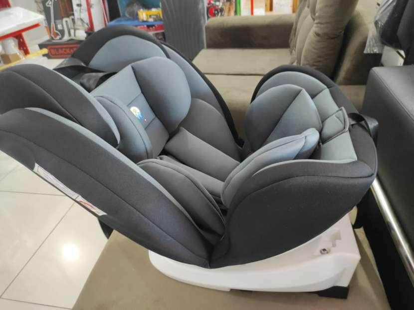 ASIENTO BABY SEAT PARA AUTO LENFANT RN A 36 KILOS (3733) - 0