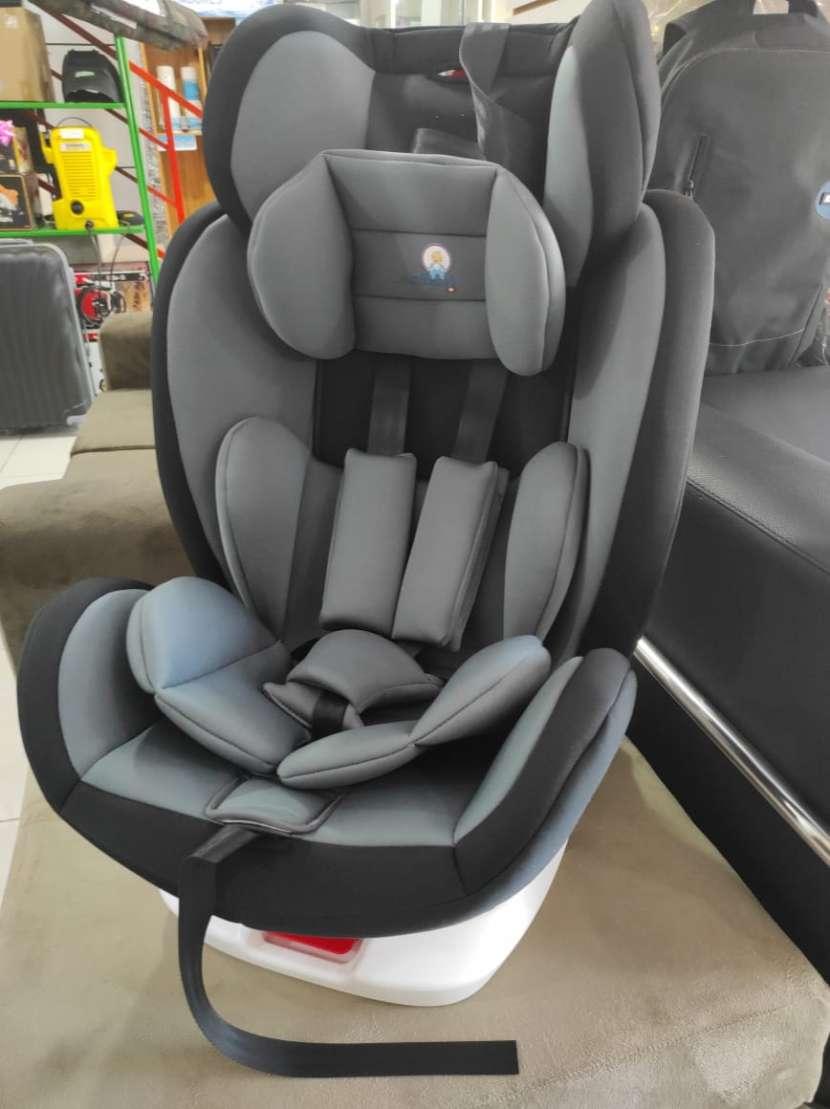 ASIENTO BABY SEAT PARA AUTO LENFANT RN A 36 KILOS (3733) - 5