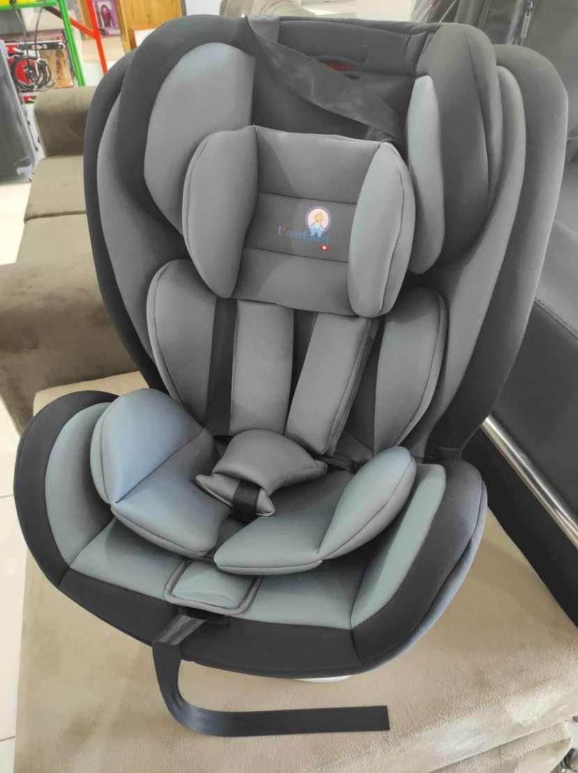 ASIENTO BABY SEAT PARA AUTO LENFANT RN A 36 KILOS (3733) - 3