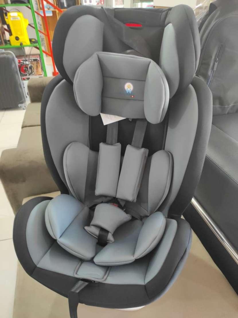 ASIENTO BABY SEAT PARA AUTO LENFANT RN A 36 KILOS (3733) - 4