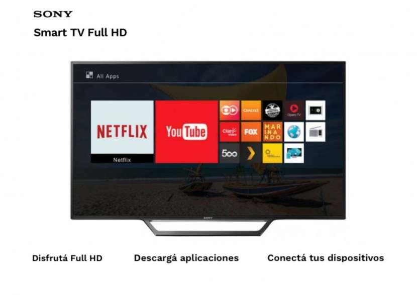 Televisor Smart LED Sony 48 pulgadas FHD - 0