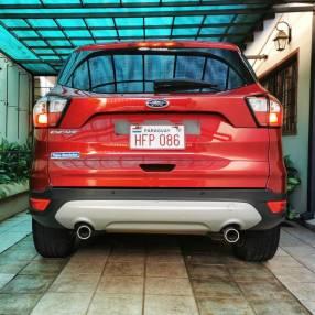 Ford Escape 2018 naftero automático