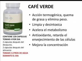 Café verde HND