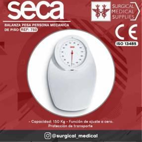 Balanza mecánica modelo 750 Seca