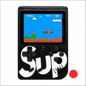 Consola portátil game box Sup con 400 juegos