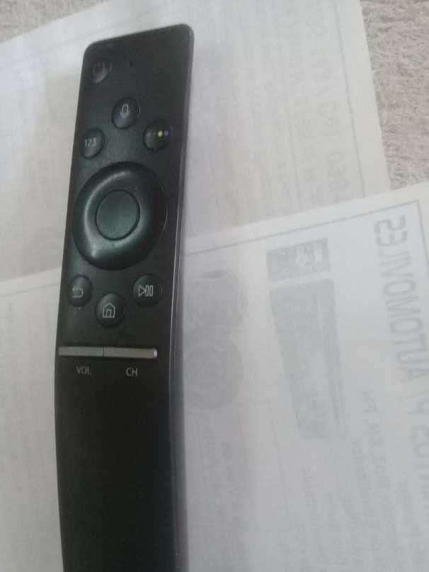 Reparación de control remoto Samsung con comando por voz - 1