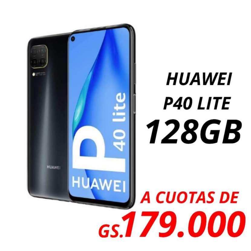 Huawei P40 Lite de 128 gb - 0