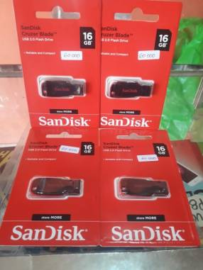 Pendrive de 16 GB SanDisk