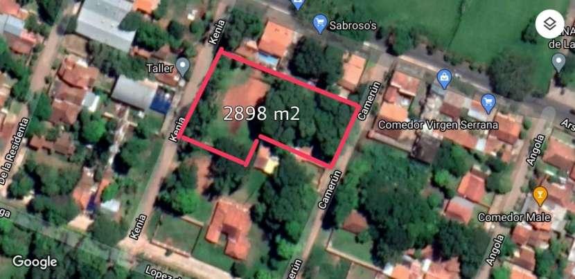 7 terrenos juntos en San Lorenzo Barrio Capellania - 5