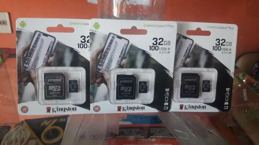 Memoria de 32 GB Kingston - 0