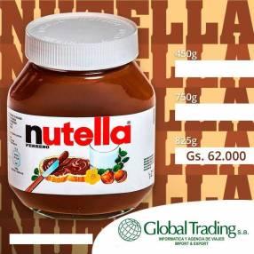 Nutella 825 gramos