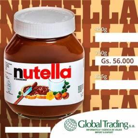 Nutella 750 gramos