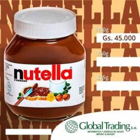 Nutella 450 gramos