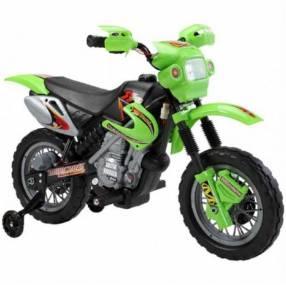 Motocross eléctrico infantil Xplast
