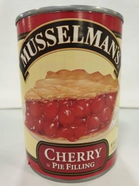 Cerezas cherries enlatadas 595 gramos