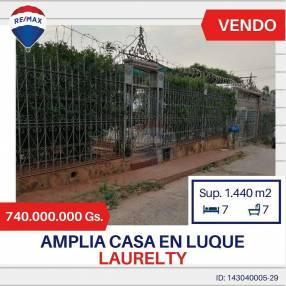 Casa en Luque Laurelty