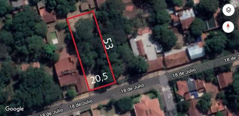 Terreno de 1086 m2 en Asunción San Vicente - 4