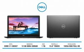 Notebook Dell Intel Core i7 Touch 1TB