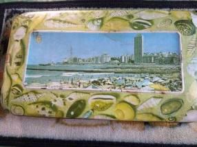 Lata de alfajores Havanna Mar del plata