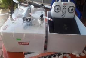 Drone Syma W1 Pro Explorer FPV Real cámara 4K 5G wifi/GPS