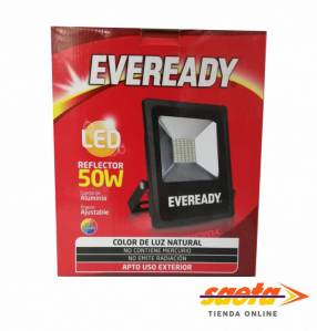 Reflector led 50W Eveready natural