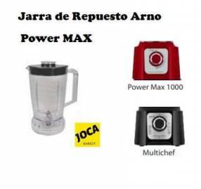 Jarra de repuesto licuadora Arno Powermax Multichef