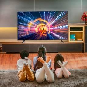 Televisor led smart Samsung 85 pulgadas 4K UHD
