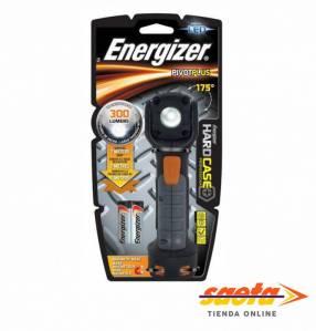 Linterna Pivot Plus 175º con 2AA Energizer