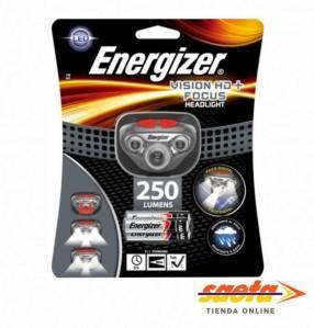 Linterna led manos libres 250 lúmenes Energizer