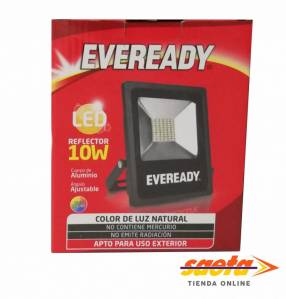 Reflector led 10W Eveready natural