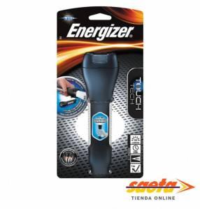 Linterna touch tech 2AA Energizer