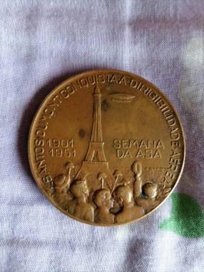 Medalla Santos Dumont