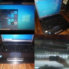 Notebook Toshiba 15 pulgadas