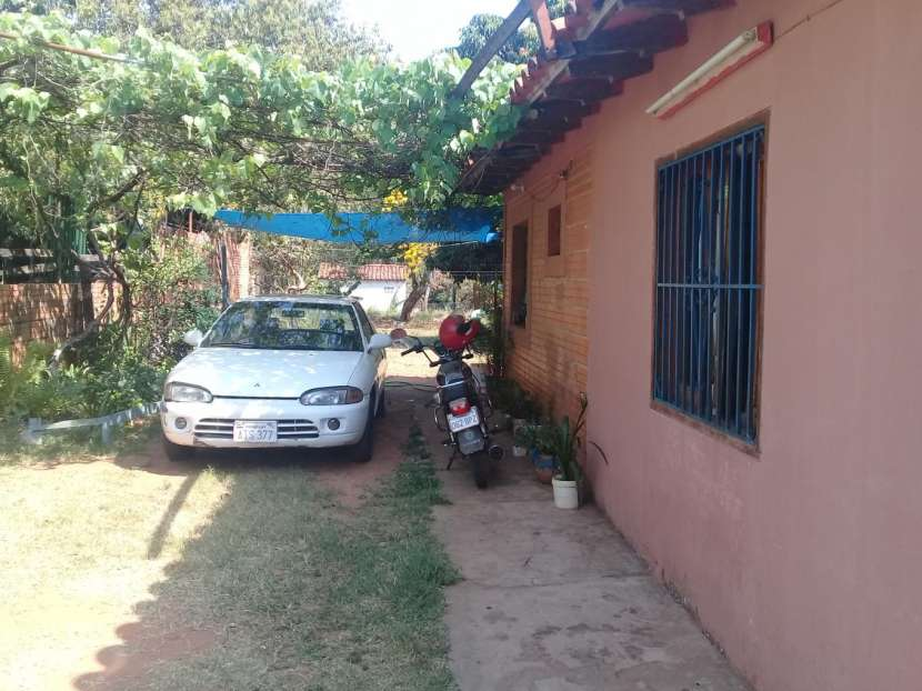 Casa en Capiatá a metros de Ruta 2 Km 18 - 1