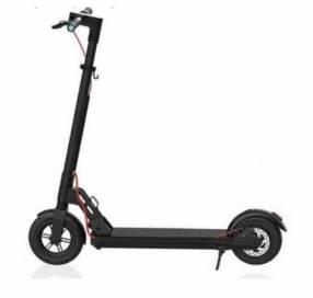 Scooter Loop 350W/7.8/25K/100 Kg Preta