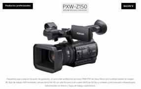 Filmadora Sony PXW-Z150 4K