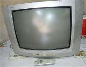 TV Philips de 21 pulgadas