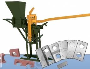 Manual para fabricación de máquina de ladrillos ecológicos