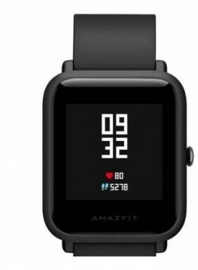 Reloj Amazft BIP U A3312 Black