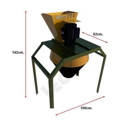 Manual para fabricación de máquina de ladrillos ecológicos - 5