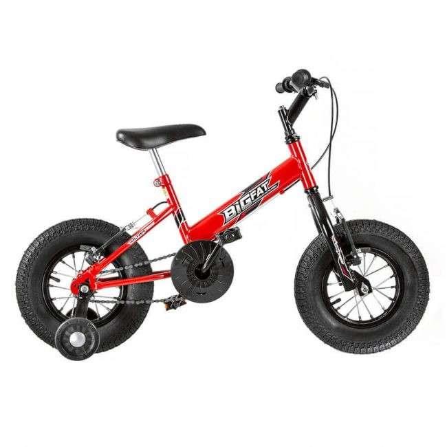 Bicicleta big fat infantil ultra bikes azul - 1