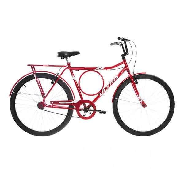 Bicicleta aro 26 stronger ultra bikes rojo - 0
