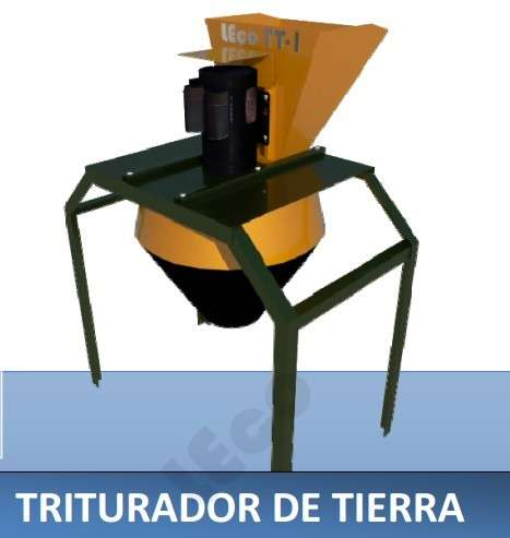 Manual para fabricación de máquina de ladrillos ecológicos - 4