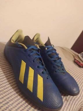 Botín Adidas X 18.4