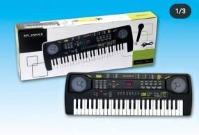 Mini piano electrónico