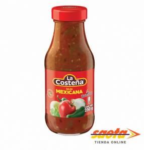 Salsa mexicana La Costeña 250 gramos